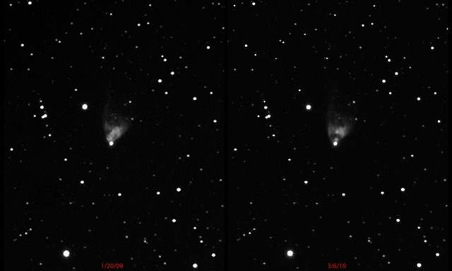 NGC2261 – Hubble's Variable Nebula | The Universe, Yours ...